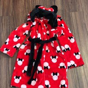 4T/5T Disney Robe
